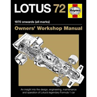 Lotus 72 Owners' Manual (BOK)