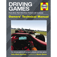 Driving Games Manual: The Ultimate Guide to All Car-based Computer and Video Games (BOK)