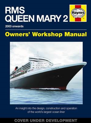 RMS Queen Mary 2 Manual (BOK)