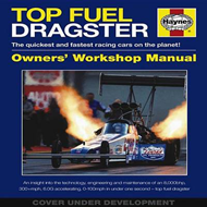 Top Fuel Dragster Manual (BOK)