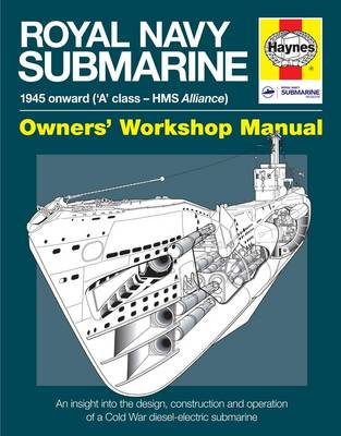 Royal Navy Submarine Manual (BOK)