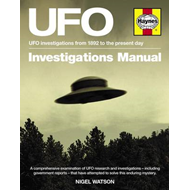 UFO Investigations Manual (BOK)