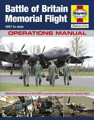 RAF Battle of Britain Memorial Flight Manual (BOK)