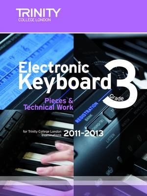 Electronic Keyboard Grade 3: 2011-2013 (BOK)