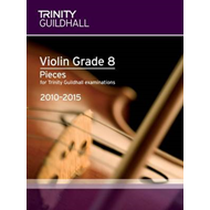 Violin Exam Pieces Grade 8 2010-2015 (score + Part) (BOK)