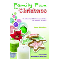 Family Fun for Christmas: 30 Advent and Christmas Activities for Families to Share (BOK)