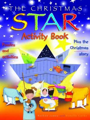 The Christmas Star Activity Book (BOK)