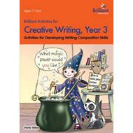 Brilliant Activities for Creative Writing, Year 3 (BOK)