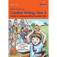 Brilliant Activities for Creative Writing, Year 4 (BOK)