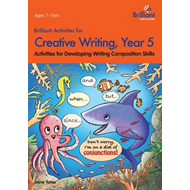 Brilliant Activities for Creative Writing, Year 5 (BOK)