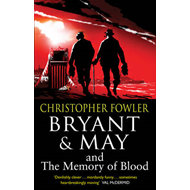 Bryant & May and the Memory of Blood (BOK)