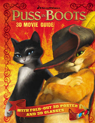 Puss in Boots: 3D Movie Guide (BOK)