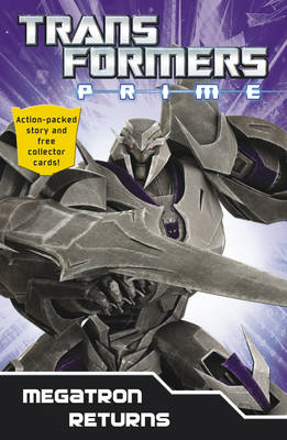 Transformers Prime: Megatron Returns (BOK)