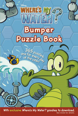 Where's My Water: Bumper Puzzle Book (BOK)