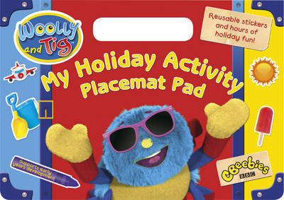 Woolly and Tig: My Holiday Activity Placemat Pad (BOK)