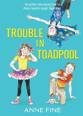 Trouble in Toadpool (BOK)