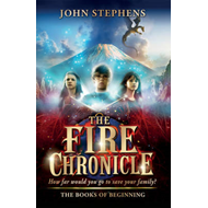 The Fire Chronicle: The Books of Beginning 2 (BOK)