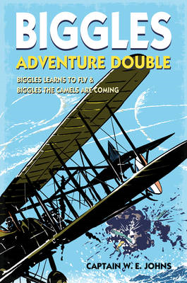 Biggles Adventure Double: Biggles Learns to Fly & Biggles th (BOK)