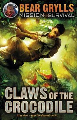 Claws of the Crocodile (BOK)