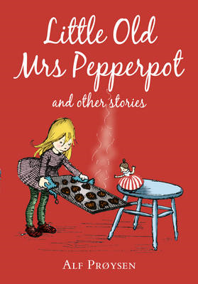 Little Old Mrs Pepperpot (BOK)