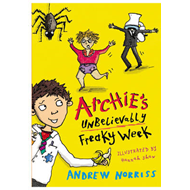 Archie's Unbelievably Freaky Week (BOK)