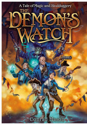 The Demon's Watch: Tales of Fayt, Book 1 (BOK)