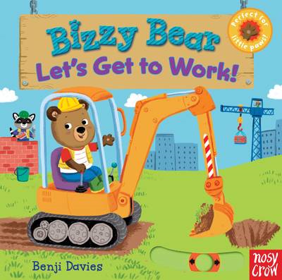 Bizzy Bear: Let's Get to Work (BOK)