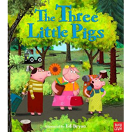 Fairy Tales: The Three Little Pigs (BOK)
