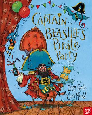 Captain Beastlie's Pirate Party (BOK)