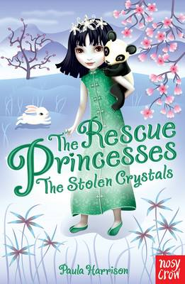 The Rescue Princesses: The Stolen Crystals (BOK)