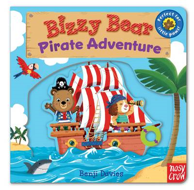 Bizzy Bear: Pirate Adventure! (BOK)