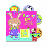 Tiny Tabs: Bunny Boo Has Lost Her Teddy (BOK)