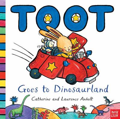 Toot Goes to Dinosaurland (BOK)