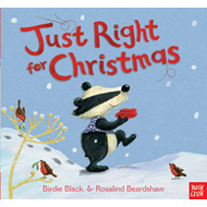 Just Right for Christmas (BOK)