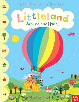 Littleland: Around the World (BOK)