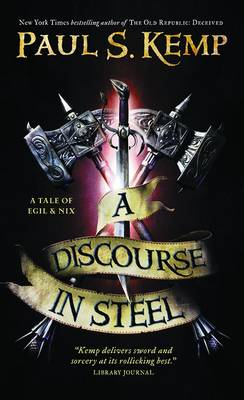 A Discourse in Steel (BOK)