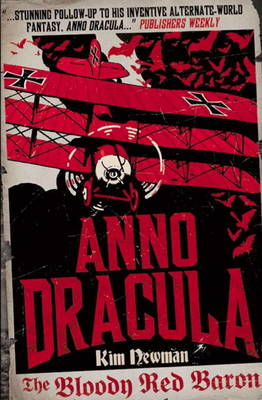 Anno Dracula - The Bloody Red Baron (BOK)