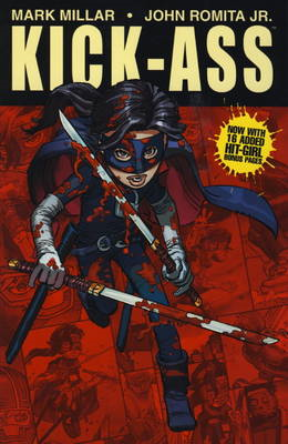 Kick-Ass (Hit Girl Cover) (BOK)