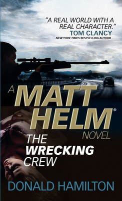Matt Helm: Wrecking Crew (BOK)