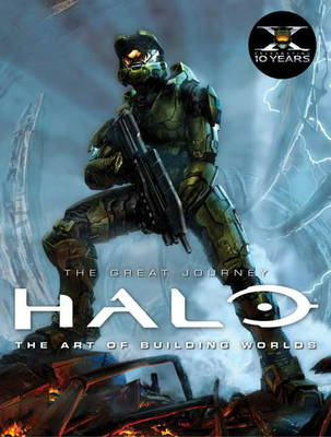 Halo: The Art of Building Worlds (BOK)