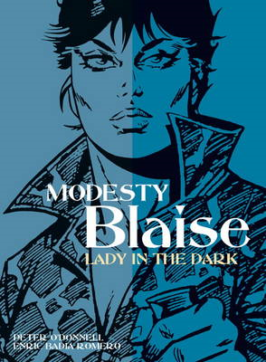 Modesty Blaise - Lady In The Dark (BOK)