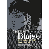 Modesty Blaise: Girl in the Iron Mask (BOK)