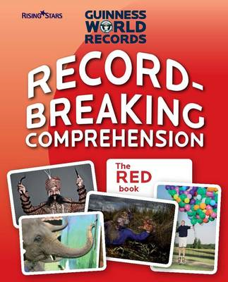 Record Breaking Comprehension Red Book (BOK)