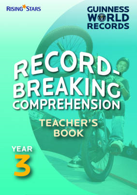 Record Breaking Comprehension Year 3 Teacher's Book (BOK)