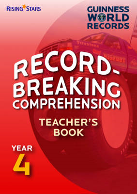 Record Breaking Comprehension Year 4 Teacher's Book (BOK)
