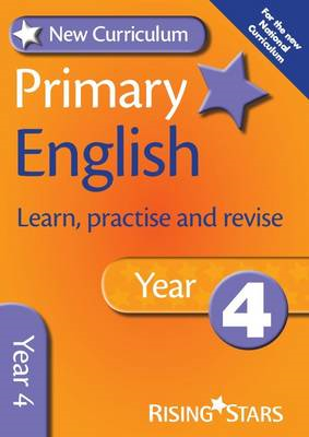 New Curriculum Primary English Learn, Practise and Revise Ye (BOK)