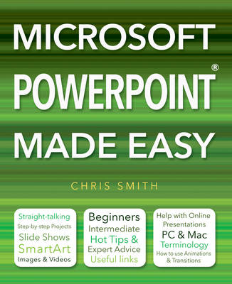 Microsoft Powerpoint Made Easy (BOK)