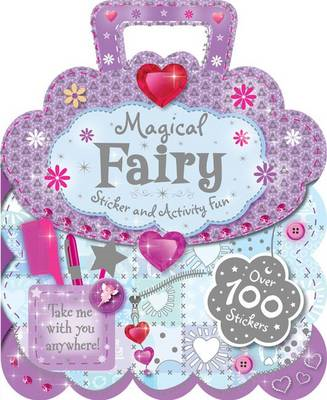 Magical Fairies Sticker and Activity Book (BOK)
