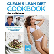 Clean and Lean Diet : The Cookbook (BOK)