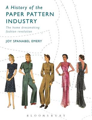 History of the Paper Pattern Industry (BOK)